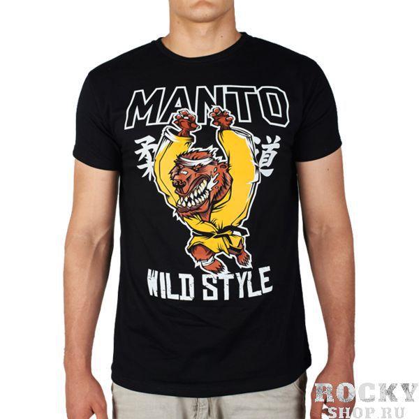 Футболка Manto Wild Style (арт. 10488)  - купить со скидкой