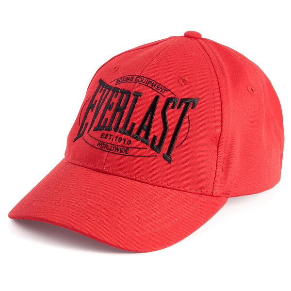 Бейсболка Everlast Composite Logo , Красная EverlastБейсболки / Кепки<br>Бейсболка Everlast красная. 100% хлопок<br>