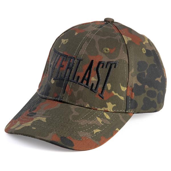 Купить Бейсболка Everlast Composite Logo камуфляж (арт. 10506)