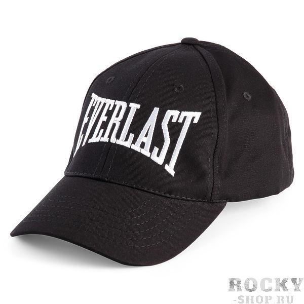 Купить Бейсболка Everlast Composite Logo черная (арт. 10507)