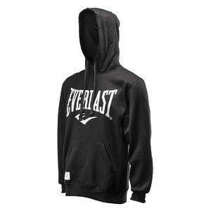 Купить Толстовка с капюшоном Everlast Composite черная (арт. 10520)