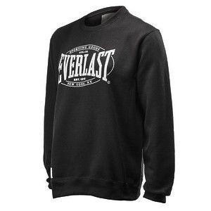 Купить Свитшот Everlast Authentic черный (арт. 10525)