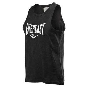 Майка Everlast Jersey Composite черная (арт. 10536)  - купить со скидкой