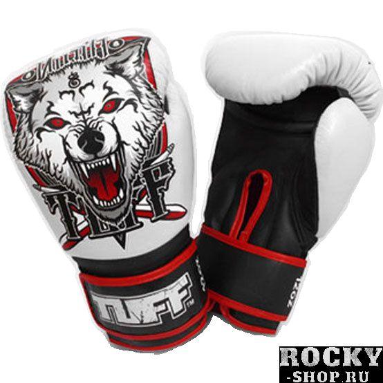 Боксерские перчатки Tuff Wolf TUFF 12 oz (арт. 10537)  - купить со скидкой