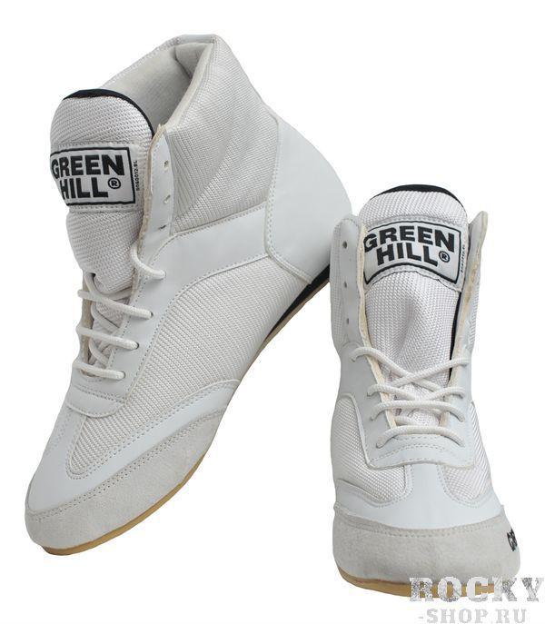 Купить Детские боксерки Green Hill белые (арт. 10574)