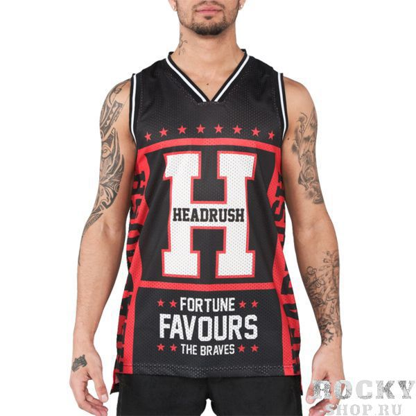 Джерси Headrush Big H