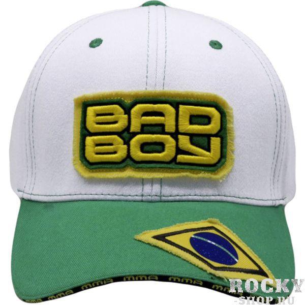 Купить Бейсболка Bad Boy Jiu Jitsu (арт. 10738)