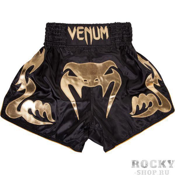 Купить Детские шорты для тайского бокса Venum Bangkok Inferno (арт. 10792)