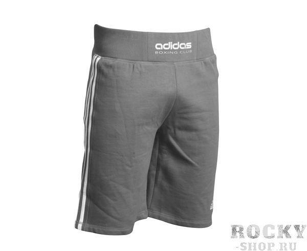 Купить Детские шорты спортивные Training Short Boxing Club серые Adidas (арт. 10804)