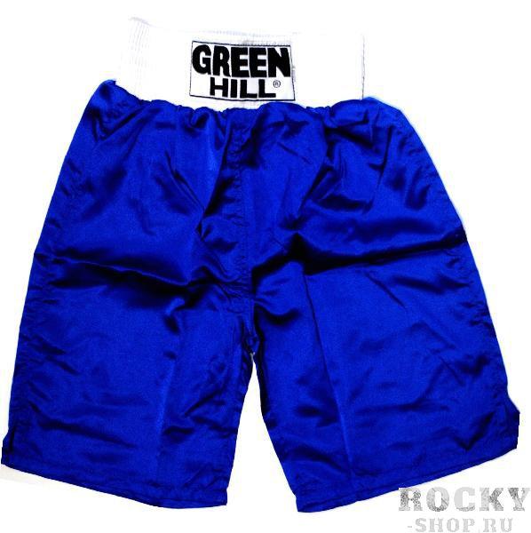 Купить Детские трусы боксерские club Green Hill синий (арт. 10839)