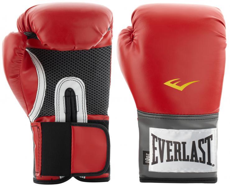 Детские перчатки боксерские Everlast тренировочные PU Pro, 8 OZ Everlast (2108YU)
