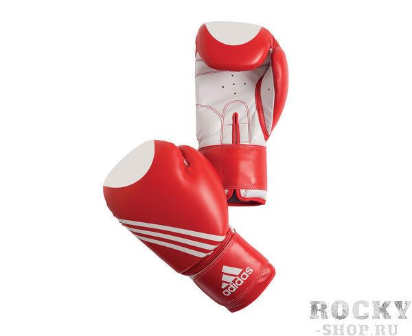 Купить Детские перчатки для кикбоксинга Ultima Target WACO Adidas 8 унций (арт. 10898)