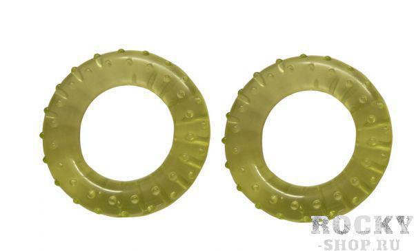 Купить Эспандер кистевой - кольцо 2 шт STATUS Boxing разноцветный (арт. 109)