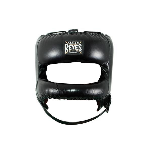 Детский боксерский шлем закрытый для тренировок Cleto Reyes фото