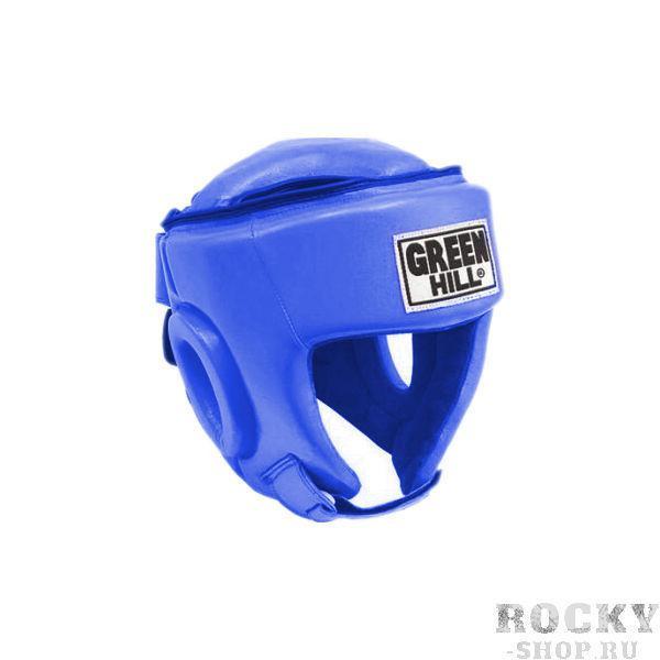 Купить Детский боксерский шлем best соревновательный Green Hill m (арт. 10942)