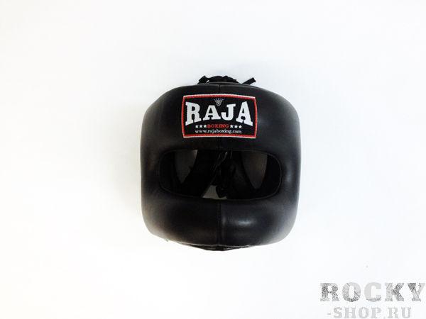 Купить Детский боксёрский шлем тренировочный, закрытый Raja размер s (арт. 10953)