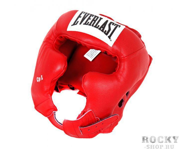 Купить Детский боксерский шлем Everlast Pro Traditional (арт. 10964)