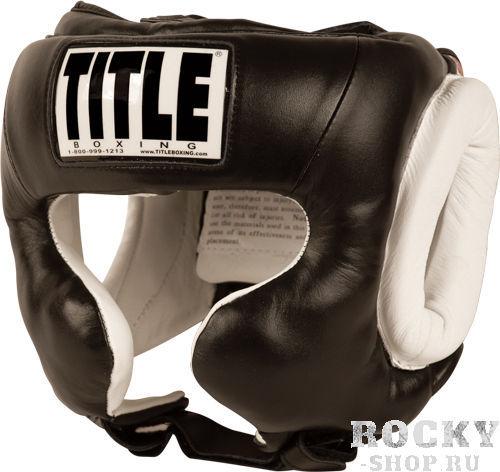 Купить Детский боксерский шлем Title Gel World Training REG TITLE reg (арт. 10995)