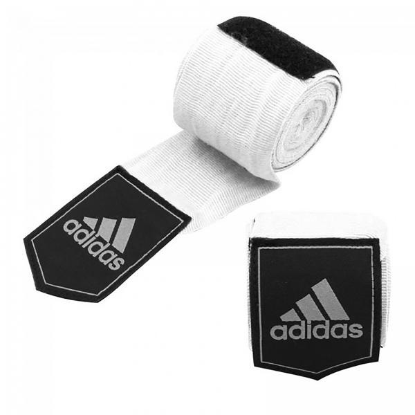 Детский бинт боксерский, 2,55 м AdidasДля бокса<br>Эластичный боксёрский бинт на липучке. <br><br> Ширина 5 см<br> Длина 3,5 метра<br> Крепление на липучке<br> Эластичный материал обеспечивает максимальную фиксацию<br><br>Цвет: красный