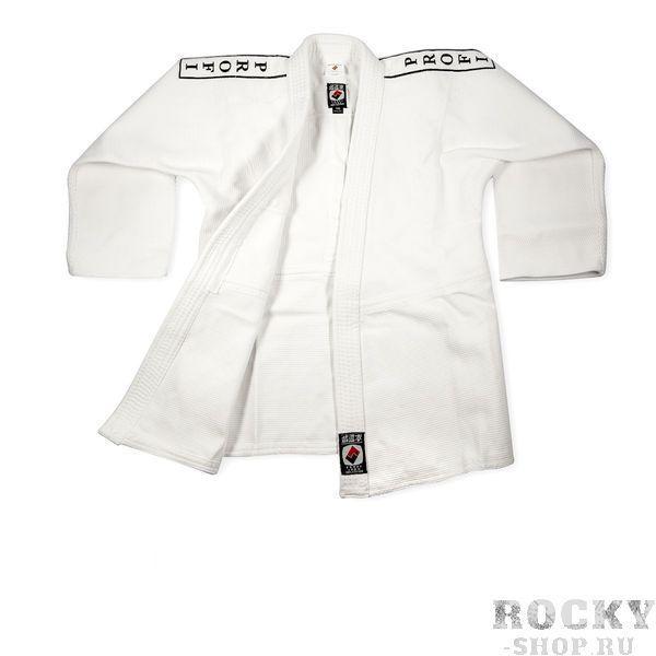 Купить Детское кимоно для дзюдо Profi Master (белое) Крепыш Я (арт. 11145)