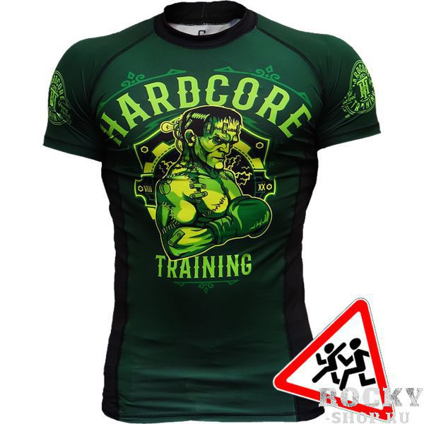 Детский рашгард Hardcore Training (арт. 11314)  - купить со скидкой