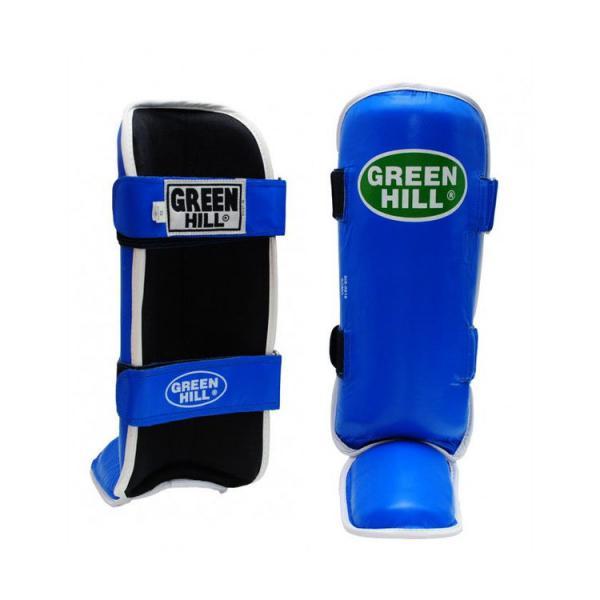 Детские защита голень + стопа SOMO, размер S, S Green HillДля тайского бокса<br>Материал: Натуральная кожаВиды спорта: Кикбоксинг, Таэквондодлина голени 35смширина голени 16см, длина стопы 13,5см,ширина стопы 12смтолщина защитной подушки 4см. Выполнены из натуральной кожи, защитная подушка из полипропилена.<br><br>Цвет: Красный