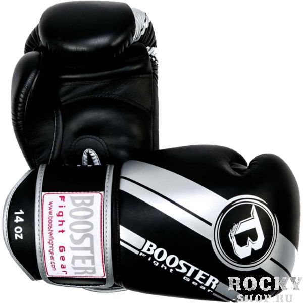 Боксерские перчатки Booster BGL-1 V3, 16 oz BoosterБоксерские перчатки<br>Боксерские перчатки Booster BGL-1 V3. Перчатки для бокса, выполненные из натуральной кожи высокого качества. Отлично защищают руку! Очень хорошо сидят. Подойдут и для жесткой работы по снарядам, и для спаррингов. Широкая застежка обеспечивает надежную фиксацию перчаток для бокса Booster на запястье. Внутренний наполнитель - пена для лучшей амортизации удара.<br>