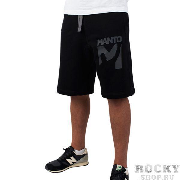 Тренировочные шорты Manto Victory MantoСпортивные штаны и шорты<br>Тренировочные (прогулочные) шорты Manto Victory. Шорты ВЫСОЧАЙШЕГО качества. Имеются боковые и задний карман. Отлично подойдут как для тренировок в зале, так и в качестве прогулочного варианта. Шорты очень мягкие, приятные на ощупь, но при этом очень прочные. Состав: хлопок. Уход: машинная стирка в холодной воде, не отбеливать.<br><br>Размер INT: S