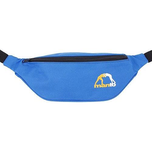 Поясная сумка Manto Logo MantoСпортивные сумки и рюкзаки<br>Поясная сумка Manto Logo. Достаточно вместительная и качественная сумка. Удерживается на поясе. Размер регулируется. Логотип вышит нитками. Размер пояса регулируемый.<br>