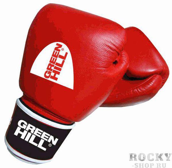 Боксерские перчатки Green Hill HIT , 8 OZ Green HillБоксерские перчатки<br>Боевые боксерские перчатки HIT это отличный выбор для спортсменов предпочитающих жёсткие поединки. Перчатки имеют превосходную посадку на руке. Сжатие руки в кулак в перчатках HIT не требует усилий, что делает их отличным нокаутирующим средством. Боксерские перчатки HIT выполнены из натуральной кожи, наполнитель из пенополиуретана, манжет на липучке.<br><br>Цвет: Красный