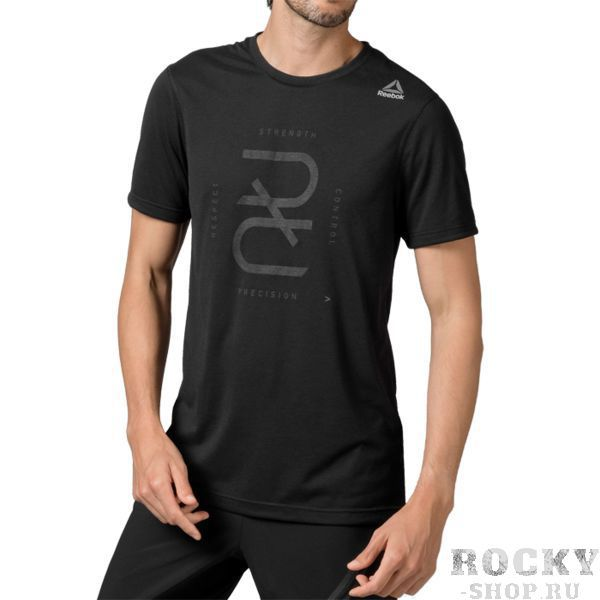 Купить Тренировочная футболка Reebok Combat (арт. 11680)