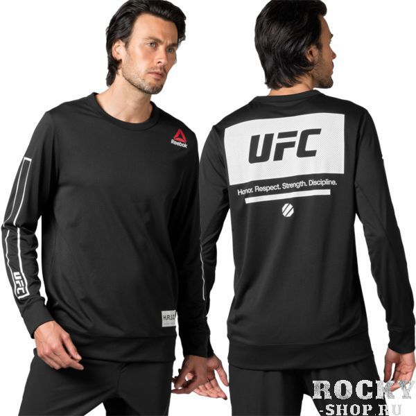 Джемпер UFC Fan Mesh Reebok