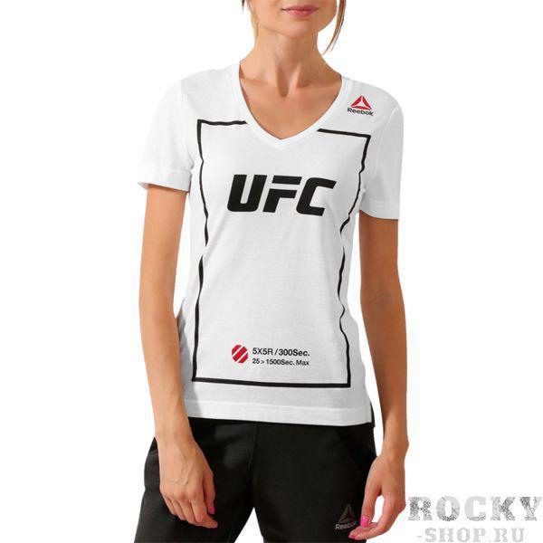 Купить Женская футболка Reebok UFC (арт. 11694)
