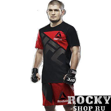 Купить Футболка Reebok UFC Khabib Nurmagomedov (арт. 11724)