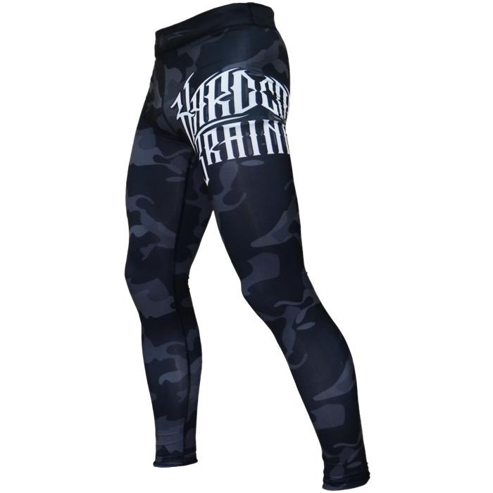 Купить Компрессионные штаны Hardcore Training Night Camo (арт. 11782)