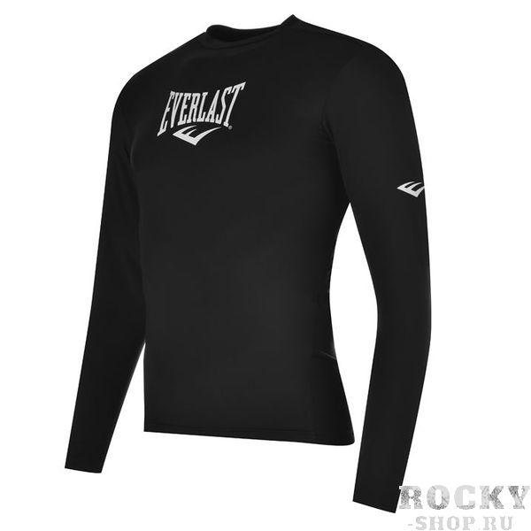 Рашгард Everlast Black, Черный EverlastРашгарды<br><br>
