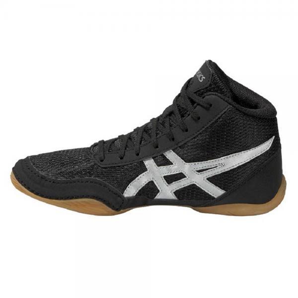 Asics c545n 9093 matflex 5 gs обувь для борьбы детская AsicsЭкипировка для Борьбы<br>Asics MATFLEX 5 GS C545N 9093 - детские борцовки ASICS. Очень удобные и мягкие. Подойдут для начинающих юных спортсменов в разных видах единоборств<br><br>Размер: 6