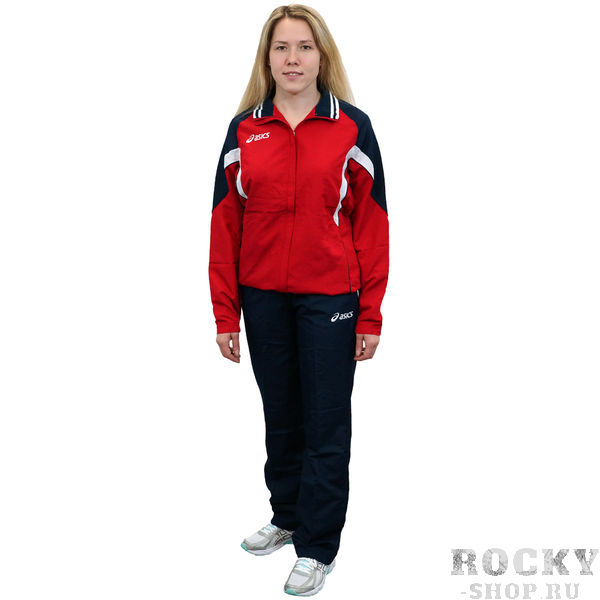 ASICS 1141XZ 2650 SUIT AURORA LONG Костюм спортивный AsicsСпортивные костюмы<br>Спортивный костюм ASICS 1141XZ 2650 SUIT AURORA LONG•Женский спортивный удлиненный костюм из 100% микрофибры.•Костюм рассчитан на спортсменку большого роста, рукава и брючины удлинены на 5 сантиметров.•Куртка имеет ребристую изнанку воротника и контрастные вставки по бокам, отделанные круглыми объёмными швами.•Брюки фиксируются на эластичной резинке с дополнительным шнурком-кордом.•Боковая молния в нижней части брюк для регулирования ширины брючин.<br>