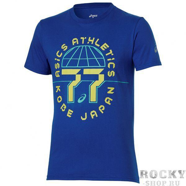 Купить Asics 131535 8107 training graphic ss top футболка (арт. 12174)