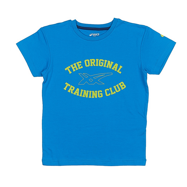 Купить Asics 130907 0823 boys graphic ss top jr 13/14 футболка 11/12 (арт. 12185)