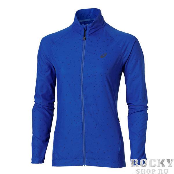 ASICS 132108 8091 LITESHOW JACKET Куртка AsicsКуртки / ветровки<br>Куртка ASICS 132108 8091 LITESHOW JACKET •Женская беговая куртка Asics прекрасно подойдет для занятий спортом и активного отдыха в любое время года. •Куртка выполнена из качественного материала, благодаря чему она отлично сидит по фигуре, прекрасно пропускает воздух, отводит влагу и не стесняет движений. •Для хранения необходимых предметов имеются карманы на молниях. •Плоские швы предотвращают натирание тела. •Светоотражающие детали обеспечивают видимость в темное время суток.<br><br>Размер INT: M