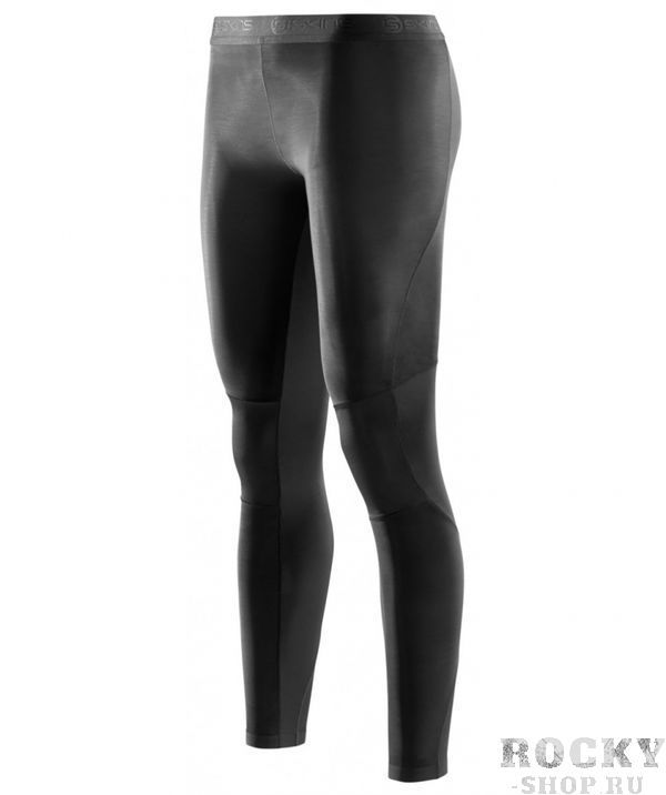 SKINS B48001001 BIO RY400 WOMENS BLACK LONG TIGHTS Тайтсы длинные