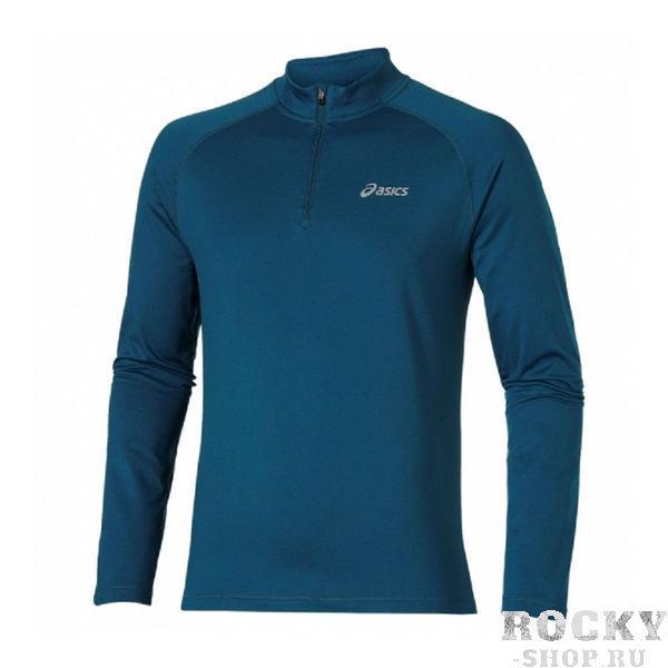 Купить Asics 114638 8123 ess winter 1/2 zip беговая рубашка (арт. 12229)