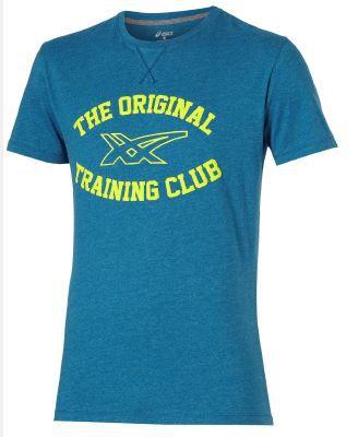 Купить Asics 125074 8125 graphic ss top футболка (арт. 12235)