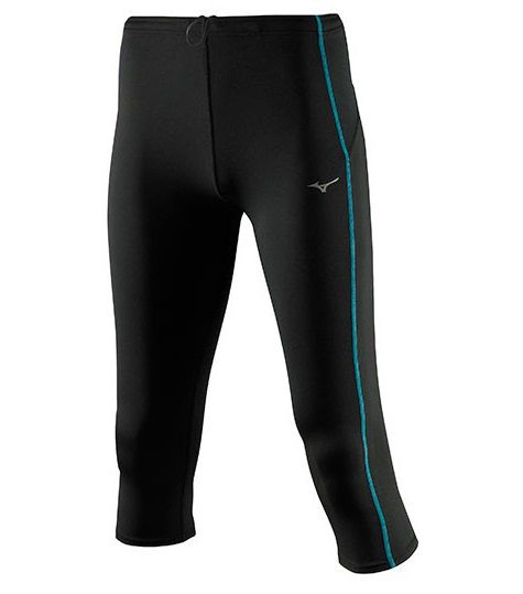 Купить Mizuno j2gb5251 97 drylite core 3/4 tights w тайтсы (арт. 12249)
