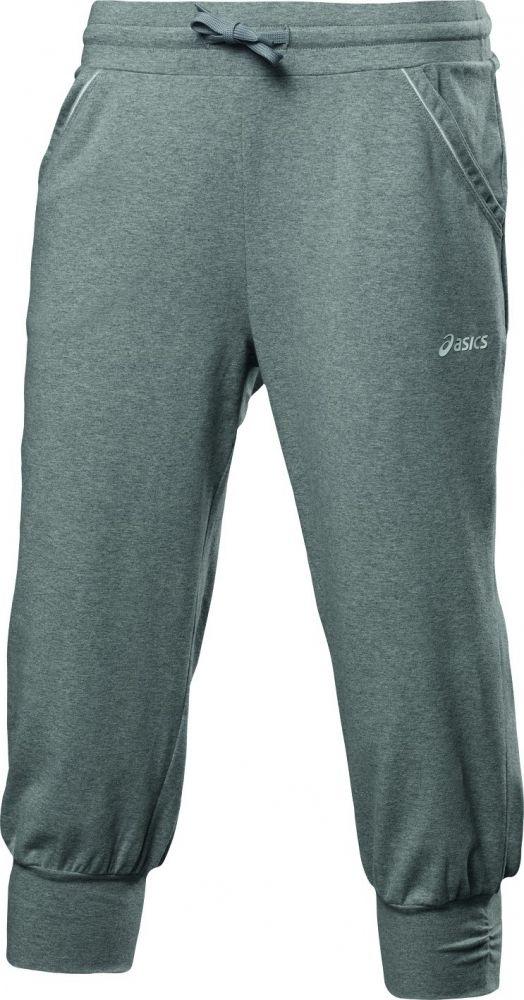ASICS 109875 0714 KNIT CAPRI Брюки AsicsСпортивные штаны и шорты<br>Брюки 1096810891 M'S WOVEN PANTСостав:100% полиэстр, 62гр/м2.Преимущества дизайна:Логотип ASICS налевой ноге, двойная отстрочка фирменных деталей для дополнительного стиля.Технические преимущества:Мягкий материал спрекрасными влаговыводящими свойствами для комфорта ивысоких результатов, боковые карманы для функциональности.<br>