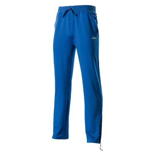 ASICS 421911 8028 MS TRACK PANT Брюки AsicsСпортивные штаны и шорты<br>Спортивные брюки ASICS 421911 8028 M S TRACK PANT  •Мужские спортивные брюки Asics M S Track Pant – отличный вариант как для бега, так и для повседневной жизни.•Мягкий полиэстер с превосходными влагопоглощающими свойствами.•Боковые карманы для дополнительной функциональности.•Эластичный пояс с регулируемым шнуром обеспечивает надежную фиксацию.•Низ брючин на молниях для легкого доступа.•На левой стороне нанесен фирменный логотип Asics.<br>