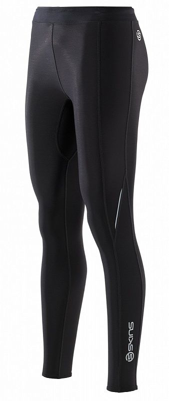 SKINS B61033111 BIOACC A200 WOMENS THERMAL LONG TIGHTS FXS Тайтсы (черный)