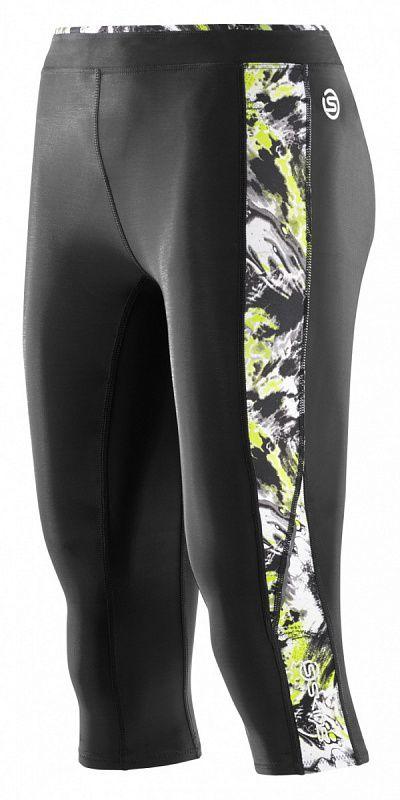 Купить Женские компрессионные штаны Skins a200 womens 3/4 (арт. 12347)