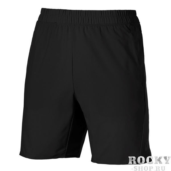 Asics 130458 0904 woven short 9 in шорты AsicsКомпрессионные штаны / шорты<br>Комфортные шорты для занятий спортом на улице и в зале. В них удобно тянуться, свободно двигаться, бегать , прыгать! Идеальный вариант как для активной тренировки, так и для отдыха и прогулкиCостав: полиэстэр 89%, спандэкс 11%<br><br>Размер INT: S